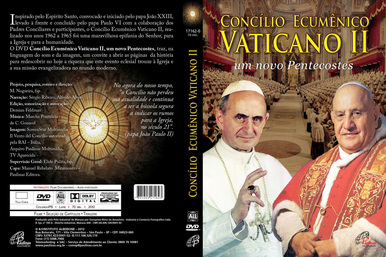 Resultado de imagen para concilio ecumenico vaticano ii