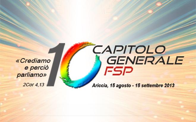 10° Capitolo generale