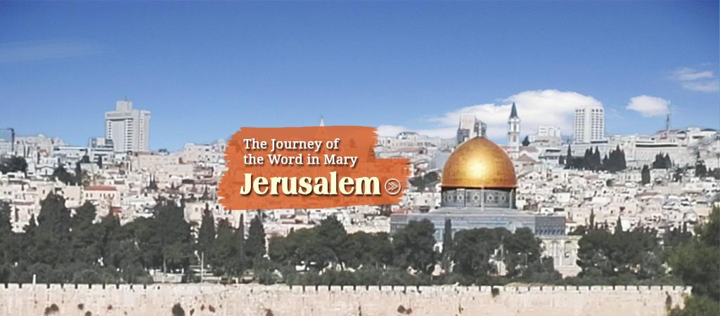 Viaggio della Parola Gerusalemme