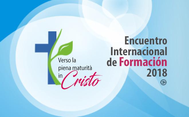 Encuentro internacional de formación 2018