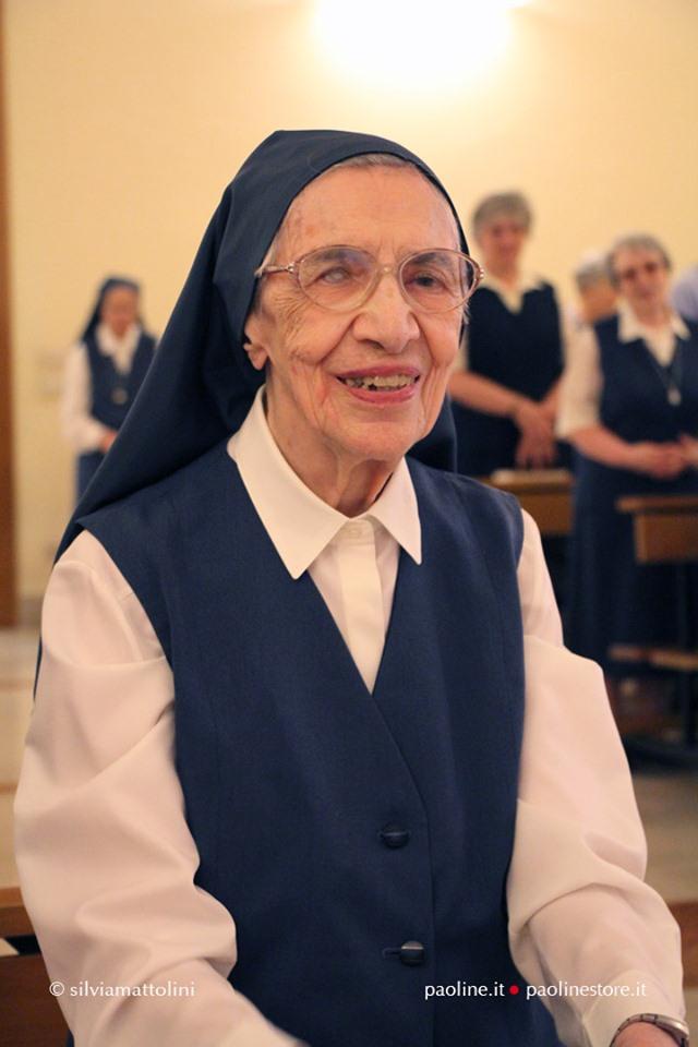Sr Maria Lorenzina Guidetti