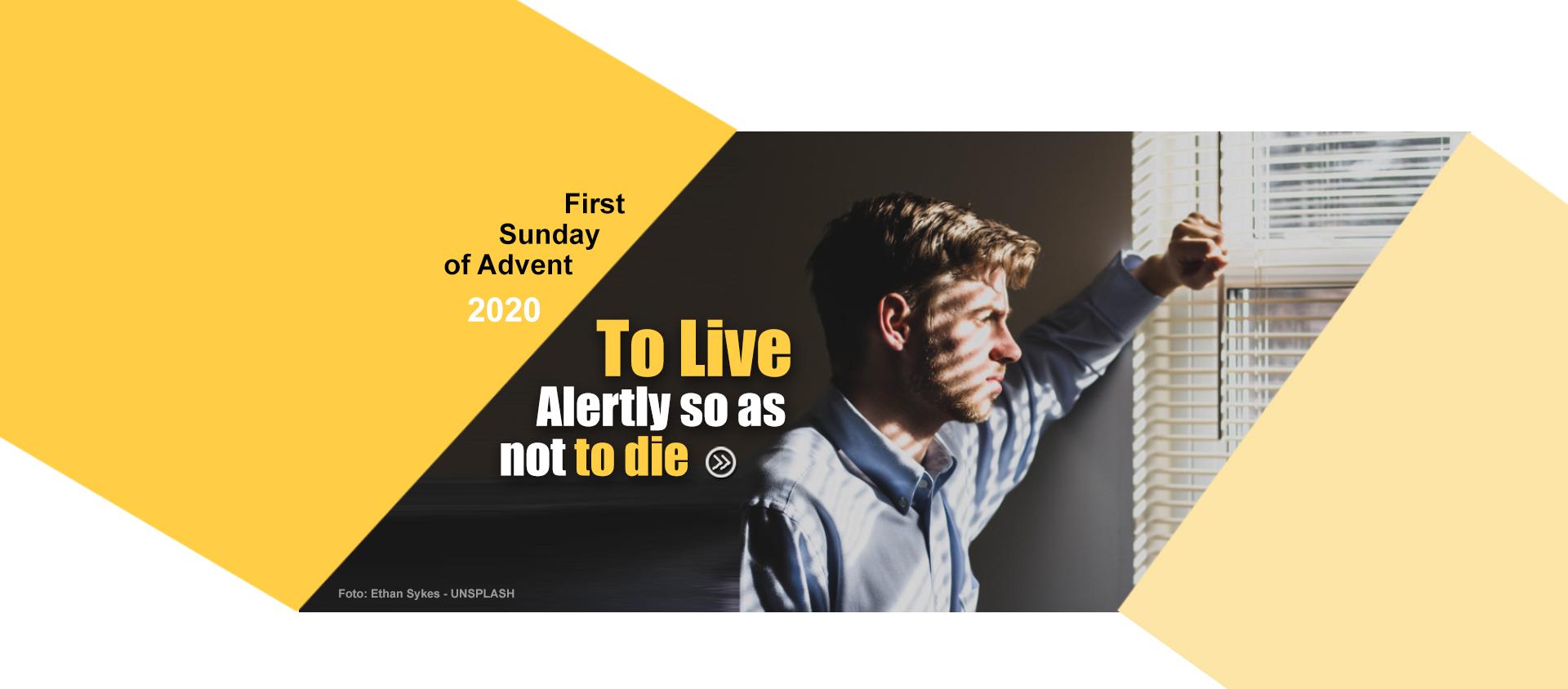 1st Sunday of Advent 2020